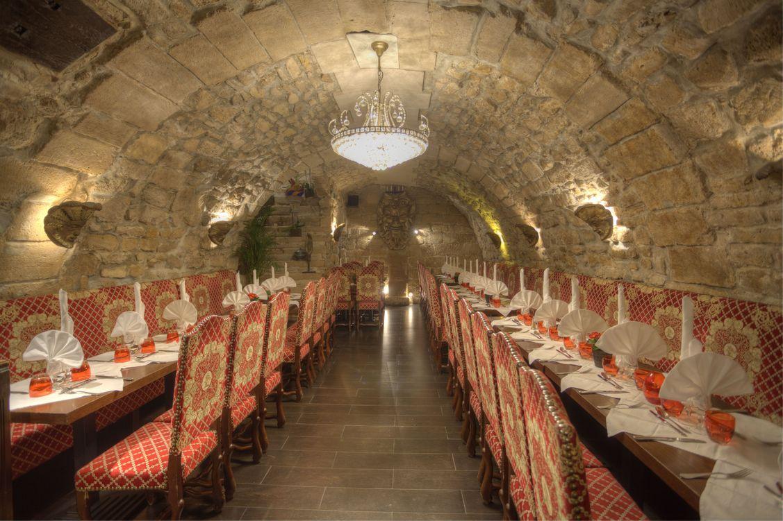 Menu diner Paris - restaurant pour groupe et banquet L'Escarmouche