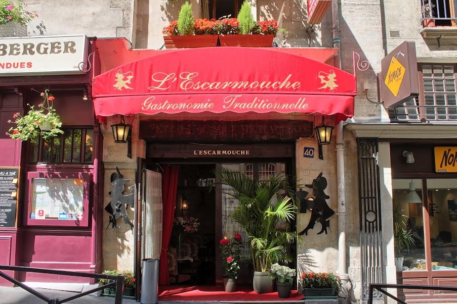 Restaurant groupe Paris - visite Paris - tourisme groupes